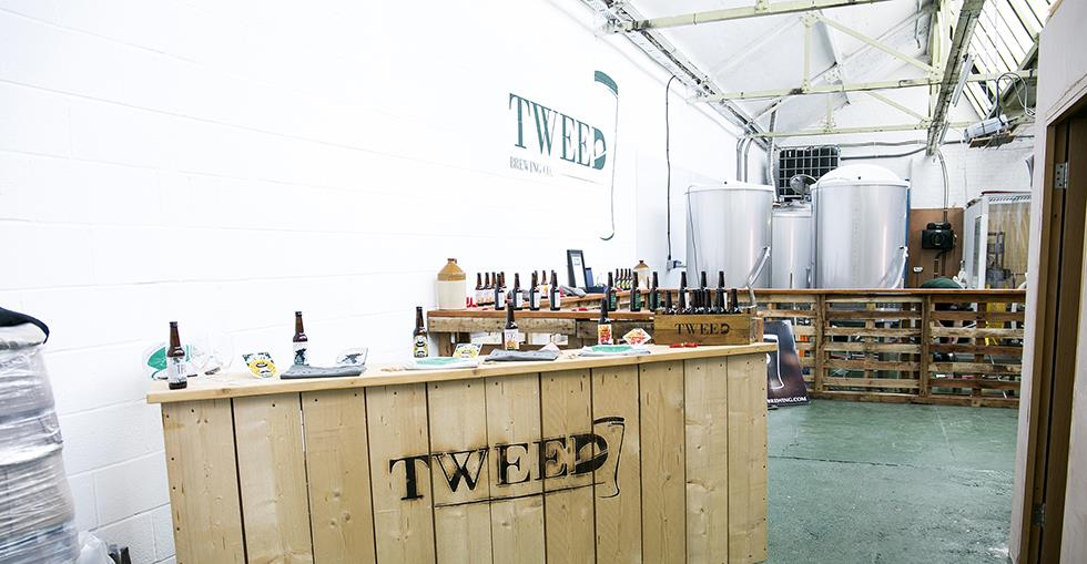 Brewing up a business: The Tweed Brewing Company