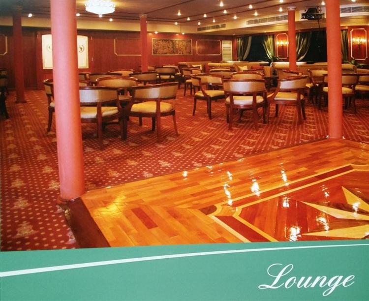 boutique cruise ship five - 9